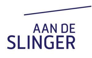 logo aan de slinger